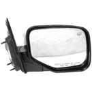 BuyAutoParts 14-11613MI Side View Mirror 2