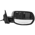 BuyAutoParts 14-11615MI Side View Mirror 2