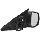 BuyAutoParts 14-11615MI Side View Mirror 5