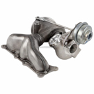 Rear Turbocharger [Cylinders 4 Through 6]