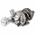 Kubota Heavy Duty Engines Turbocharger