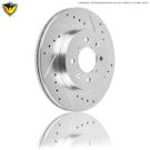 Brake Disc Rotor 71-01719 JR