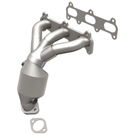 Non-California Emissions - 2.7L Models - Front Manifold