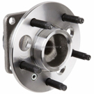 Rear Hub - All Models