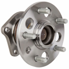 Rear Hub  - Left and Right