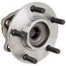 Rear Hub - Front Wheel Drive Models with ABS