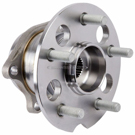 Rear Hub - AWD Models