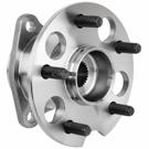 Rear Hub - All Wheel Drive Models