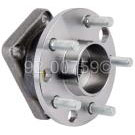 Jaguar X Type Wheel Hub Assembly