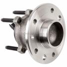 Wheel Hub Assembly 92-00421 AN