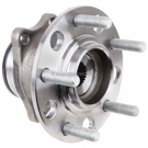 Rear Hub - All Wheel Drive Models