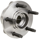 Front Hub - Left or Right Side