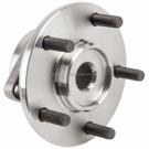 Front Hub - Coupe Model