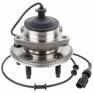 Wheel Hub Assembly 92-00369 AN