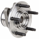Jaguar S Type Wheel Hub Assembly
