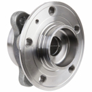 Front Hub - From VIN 364411 to Vin 364447