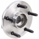Wheel Hub Assembly 92-00221 AN