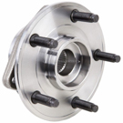 Front Hub - Four Wheel Drive Models