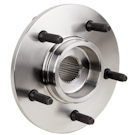 Front Hub - 4WD Models with 12mm Wheel Stud