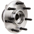 Front Hub - F250 4 Wheel Drive Models with 4 Wheel ABS