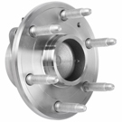 Front Hub - 1500 Models with Rear Wheel Drive