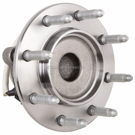 Front Hub - 2WD 3500 Models [Over 9600 lbs Gross Vehicle Weight]