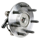 Front Hub - F150 4WD - 7 Stud Models From 11/29/2004