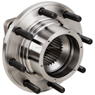 Front Hub - F250 Superduty 4WD Dual Rear Wheel Models