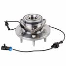 Wheel Hub Assembly 92-00684 AN