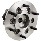 Front Right Hub - RWD I-280 Models with Z85 pkg