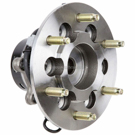Front Right Hub - RWD I-280 Models with ZQ8 pkg