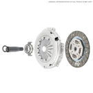 Sachs KF609-01 Clutch Kit 1