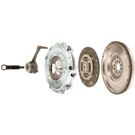 OEM / OES 52-50024ON Dual Mass Flywheel Conversion Kit 1