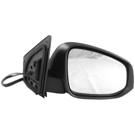 BuyAutoParts 14-80298MS Side View Mirror Set 2