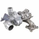 BuyAutoParts 40-60095AN New Turbocharger Oil Feed Line For Ford Flex Explorer /& Lincoln MKS MKT
