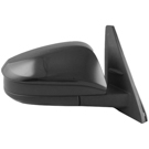 BuyAutoParts 14-11721MI Side View Mirror 2