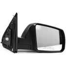 BuyAutoParts 14-11734MJ Side View Mirror 1