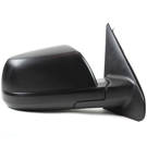 BuyAutoParts 14-11734MJ Side View Mirror 2
