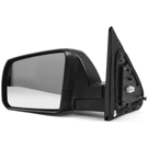 BuyAutoParts 14-11735MJ Side View Mirror 1