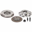 Ford F Series Trucks Dual Mass Flywheel Conversion Kit