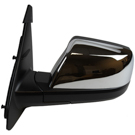 BuyAutoParts 14-11739MH Side View Mirror 1