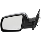 BuyAutoParts 14-11739MH Side View Mirror 2