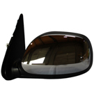 BuyAutoParts 14-11749MH Side View Mirror 1