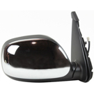 BuyAutoParts 14-11750MH Side View Mirror 1