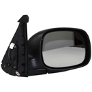 BuyAutoParts 14-11750MH Side View Mirror 2