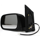 BuyAutoParts 14-80326MX Side View Mirror Set 3