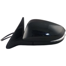 BuyAutoParts 14-11780MI Side View Mirror 1