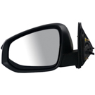 BuyAutoParts 14-11780MI Side View Mirror 2