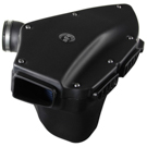 Magnum FORCE Stage-2 Si PRO 5R Intake System (Black Finish)