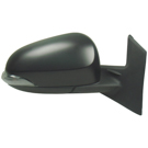 BuyAutoParts 14-11815MI Side View Mirror 1